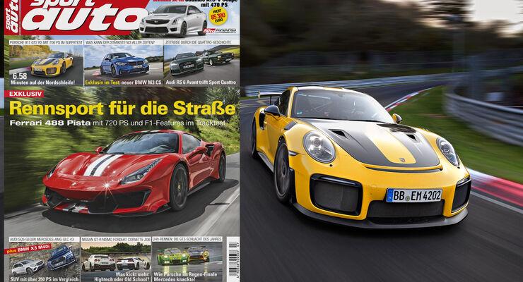 sport auto 7/2018 - Heftvorschau