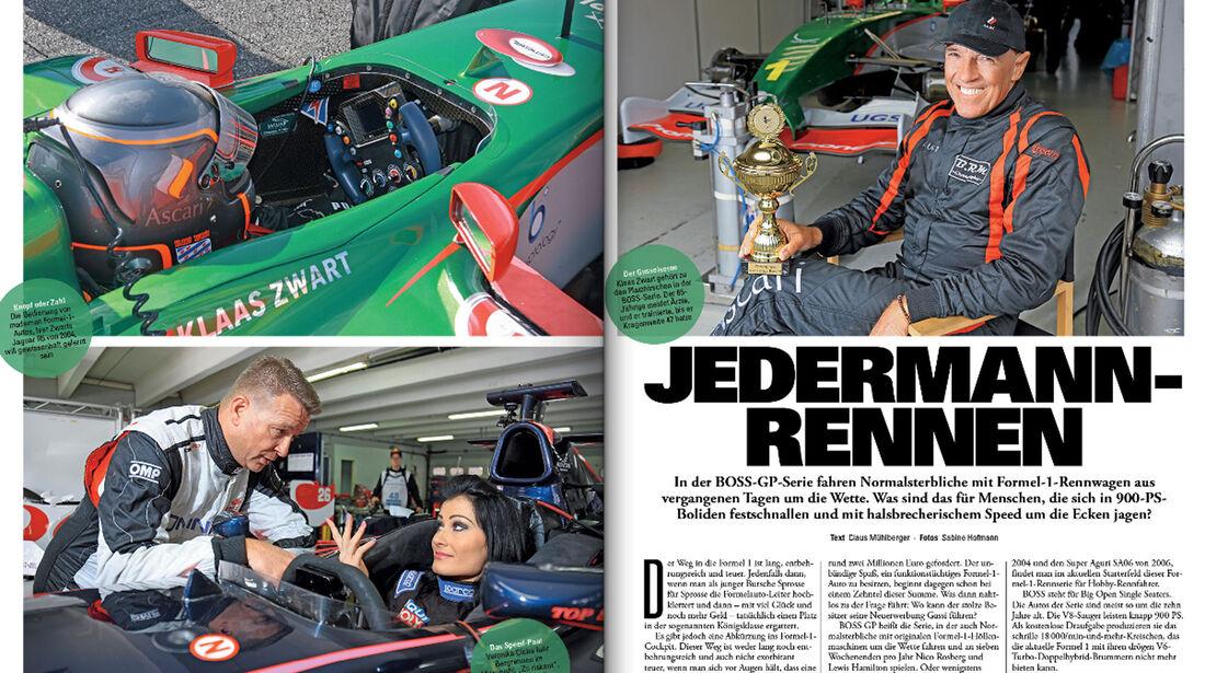 sport auto 9/2016 - Boss F1 Serie
