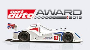 sport auto-Award 2015, Leserwahl
