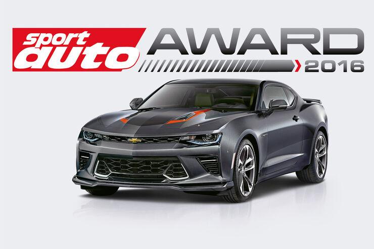 sport auto award 2016 das sind die sportlichsten autos auto motor und sport. Black Bedroom Furniture Sets. Home Design Ideas
