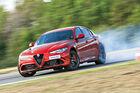 sport auto Award 2017 - E 045 - Alfa Romeo Giulia Quadrifoglio