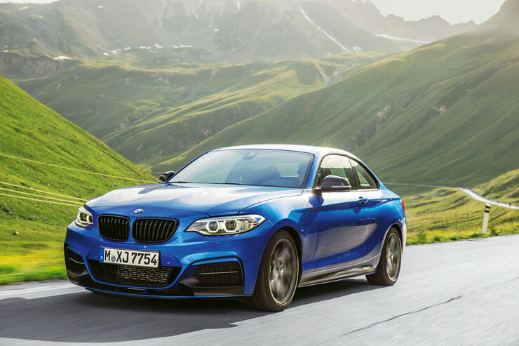 sport auto Award 2017 - L 108 - BMW M240i Coupé