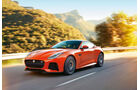 sport auto Award 2017 - N 138 - Jaguar F-Type SVR Coupé