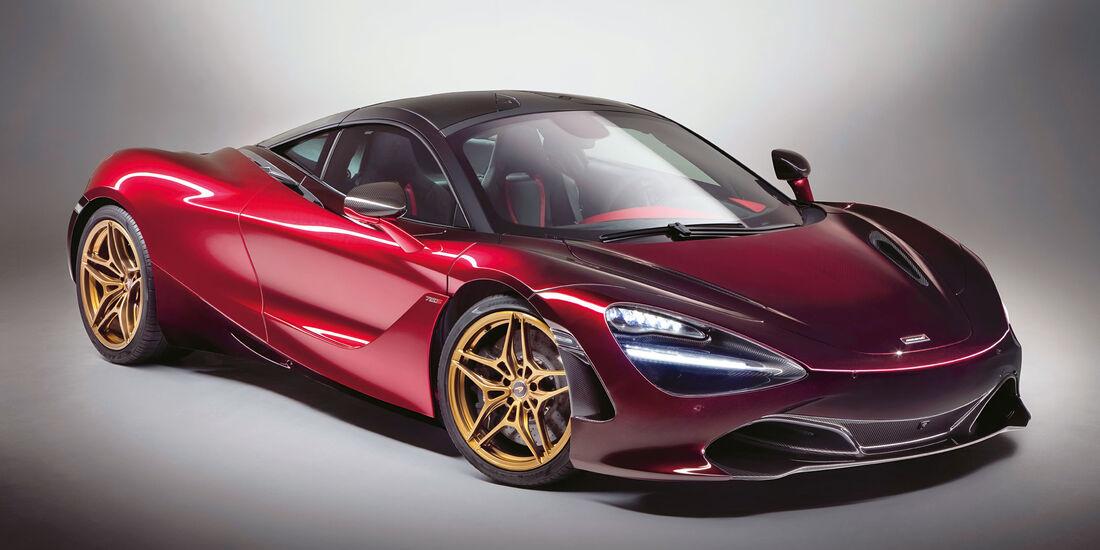 sport auto Award 2017 - P 158 - McLaren 720S