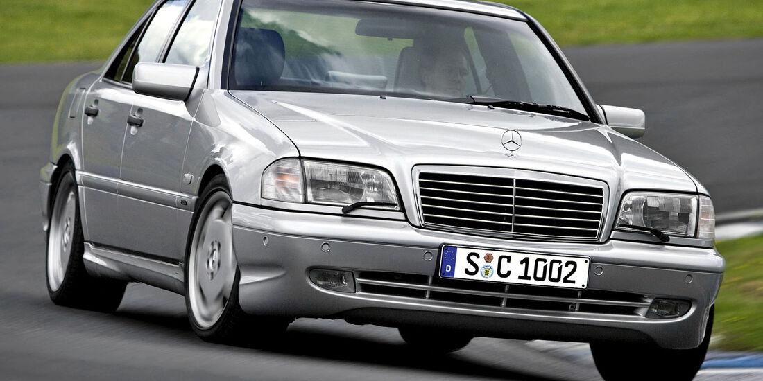 sport auto-Exotendeals bis 15.000 Euro, Gebrauchtwagen-Spezial, 04/2016, Mercedes C 43 AMG