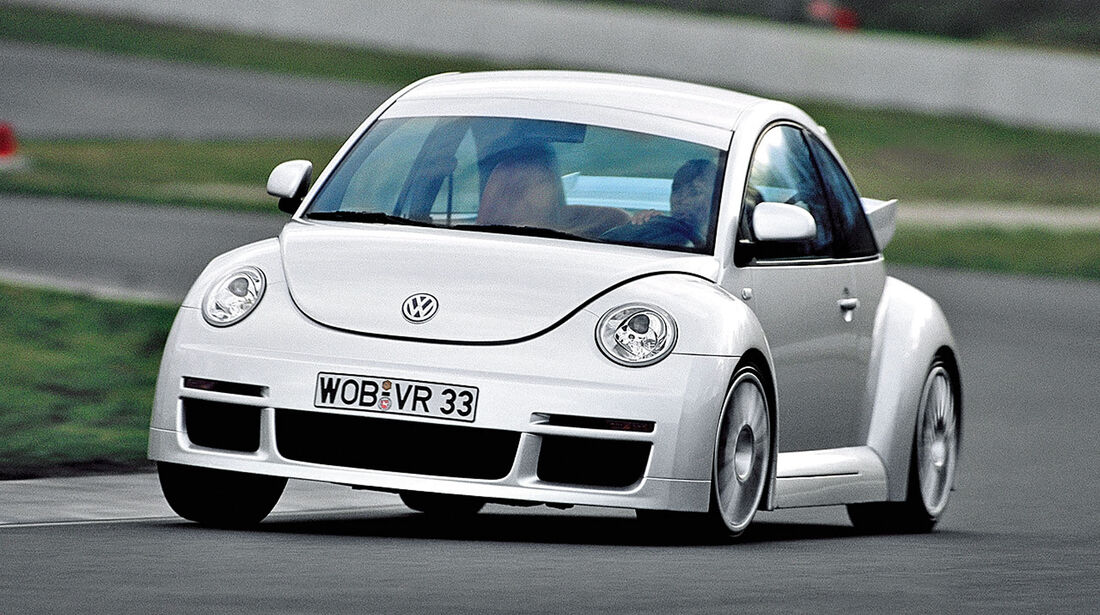 sport auto-Exotendeals bis 45.000 Euro, Gebrauchtwagen-Spezial, 04/2016, VW Beetle RSI