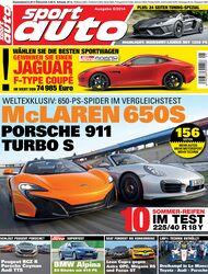 sport auto (Heft 05/2014)
