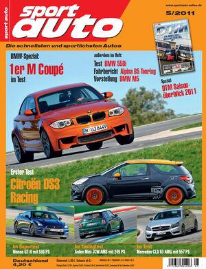 sport auto-Zeitschrift 05-2011