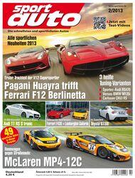 sportauto 02/2013