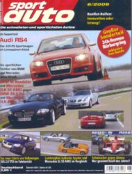 sportauto, Heft 06/2006