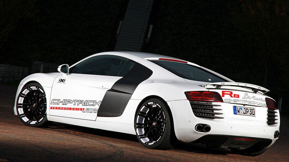 xXx-Performance / Chiptrick – Audi R8 4.2 FSI quattro Biturbo